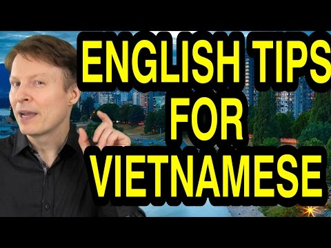 Learn English | Pronunciation | Vietnamese | Lesson 1