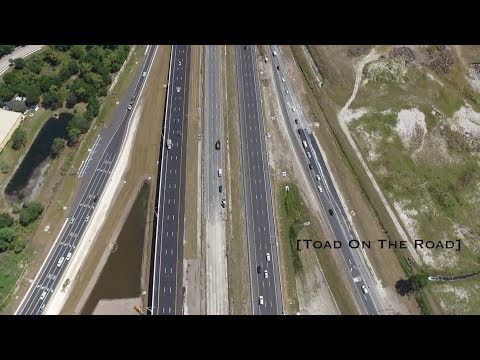 Drone Footage [skyway bridge, seista key beach, downtown Tampa, and Sarasota]