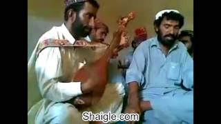 Balochi saaz o zeemal urdu song wo deewane kahan jaey