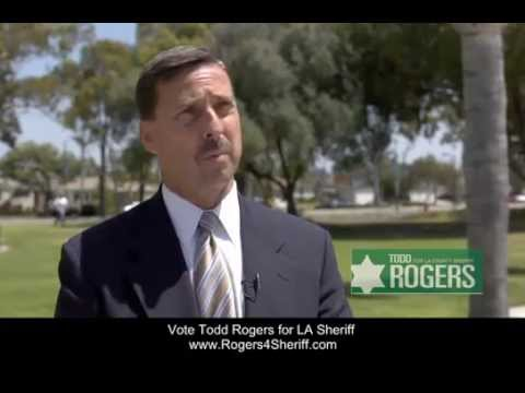 Todd Rogers for LA Sheriff - Human Trafficking