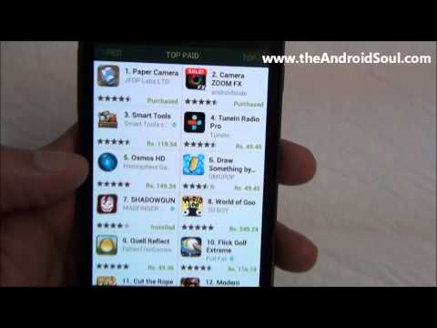 Google Play Store 3.5.15