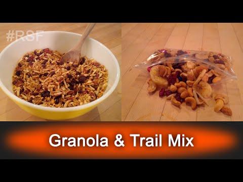 Granola & Trail Mix - Ready, Set, Flambé: Fun Size