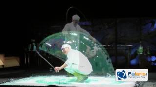 Bubblebou 2011 - Portaventura 2011 (burbujas Gigantes)