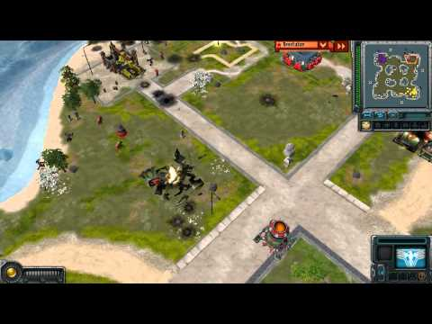 Command & Conquer Red Alert 3 - Pool Party Wifi (Free for All)