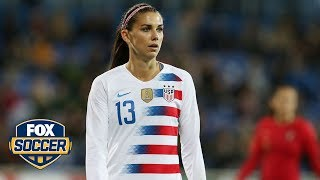 Alex Morgan on 2019 Women's World Cup: Expectation is to come out on top | FOX SOCCER