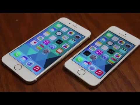iPhone 6 vs iPhone 5S Full Comparison