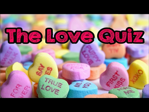 The Love Quiz: What's Your Outlook On Love?