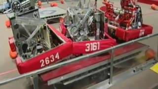 The Best Moments of the FIRST Robotics Competition