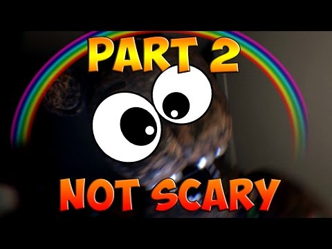 How to Make The Joy of Creation: Reborn Not Scary (Part 2)