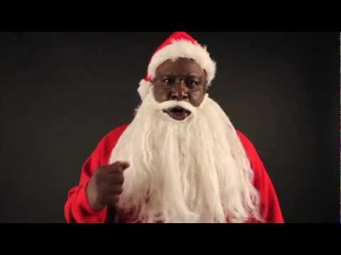 You've Been Bump Slapped by...Santa Claus