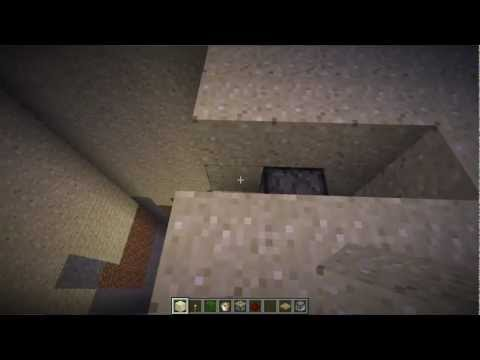 Minecraft Traps #4 - Slavand Pit