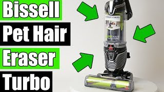 Bissell Pet Hair Eraser Turbo Plus REVIEW -  2281 / 24619