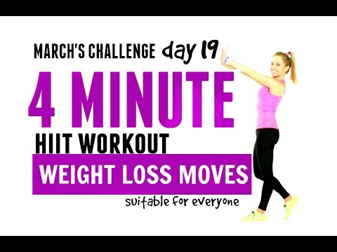 HIIT CARDIO FOR WEIGHT LOSS - HOME WORKOUT TO SPEED UP YOUR METABOLISM TO 🔥 BURN MORE  CALORIES