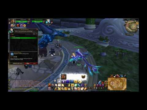 World of Warcraft Artisian flying skill