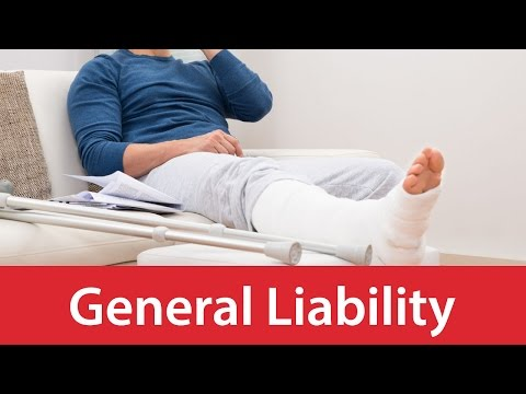 General Liability Insurance | Insurance in 60 seconds