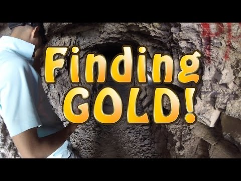 Finding Gold in Mexicos old gold mines and Ancient ruins