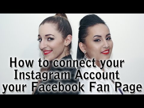 How to Connect Your Instagram Account to Your Facebook Fan Page