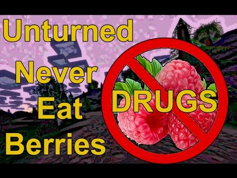 Unturned Never Eat Berries