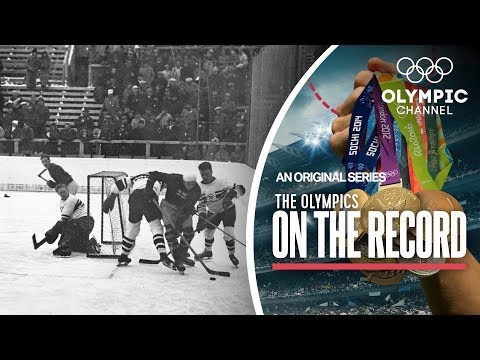 Team GB Win Surprise Ice Hockey Gold in 1936 | The Olympics On The Record