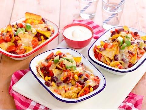 Easy recipe: How to make easy cheesy nachos