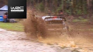 WRC - Kennards Hire Rally Australia 2017: Highlights SS19
