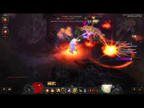 Diablo 3: The Diversity Of Uncommon Builds (Team 9/12 Grift 52 v2.4.0)