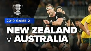 New Zealand v Australia | Bledisloe Cup Game 2 Highlights