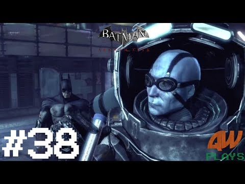 Batman: Arkham City Let's Play | Part 38 | Mr. Freeze Battle