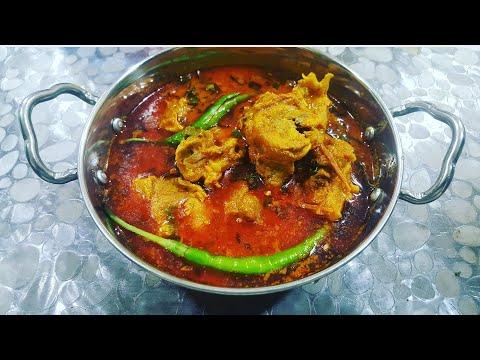 Mutton Maahekhalya- 2/ Sehri Recipe (Hyderabadi Cuisine)