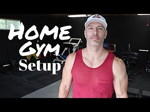 Home Gym Setup and Costs