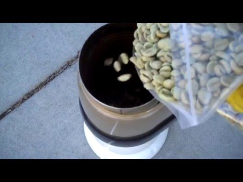 How I Roast Delicious Coffee at Home - Part 2 of 3