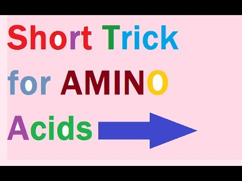 trick to learn essential amino acids for PMT (NEET, AIIMS & JIPMER) in HINDI