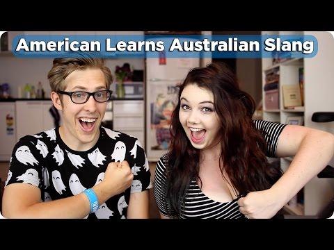 HOW TO SPEAK AUSTRALIAN ACCENT | Evan Edinger & neonfiona