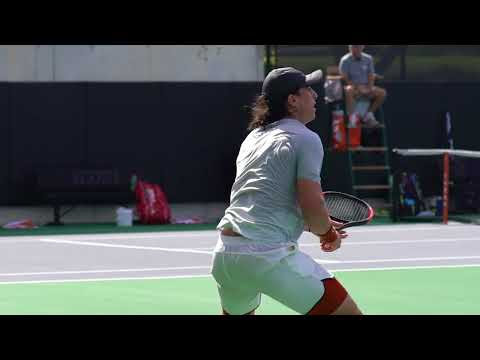 Men's Tennis Advances to Sweet Sixteen [May 12, 2018]
