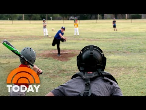 In 'Unorganized Baseball' Games, Kids Play By Their Own Rules | TODAY
