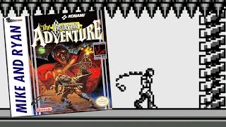 Castlevania: The Adventure (Game Boy) Mike & Ryan