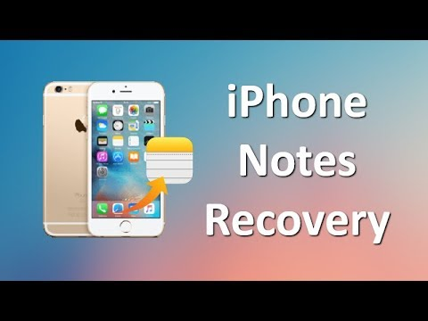 [iPhone Notes Disappeared]How to Recover Deleted Notes on iPhone or iPad for Free