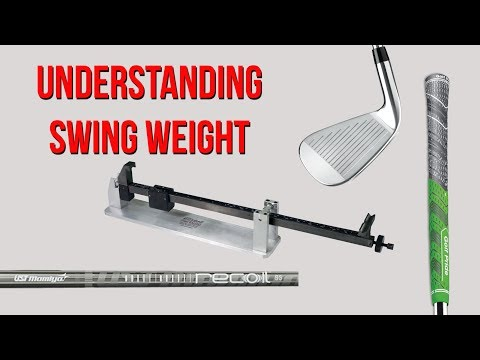 Swing Weight Explained