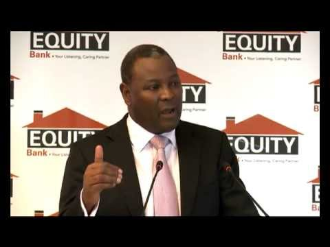 EQUITY BANK PROFIT BEFORE TAX GROWS BY 29%