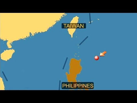 10 crew members missing after Hong Kong cargo ship sinks off Philippines