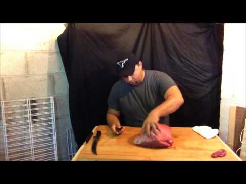 Ted the Butcher: Beef - Sirloin Tip Knuckle Roast