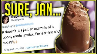 JACLYN HILL COSMETICS EXPIRED LIPSTICKS + OLD BATCH CODES?!