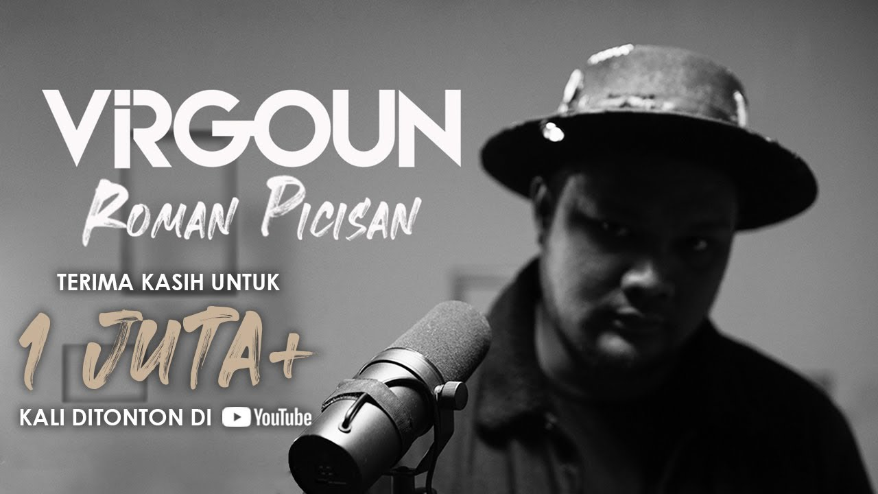 Download Virgoun - Roman Picisan (Ahmad Dhani) #VirgounUnplugged MP3 Gratis