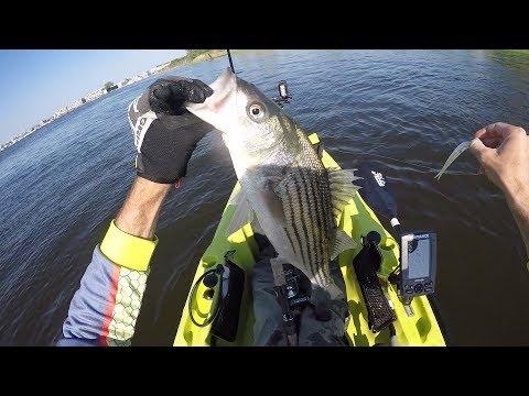 Fishing River Islands For Striper's