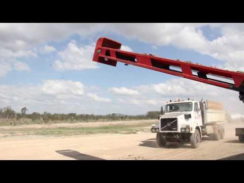 JPH Equipment LC815 Loading Conveyor