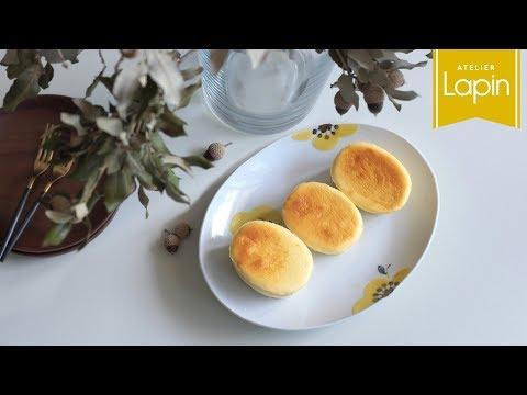 Hanjuku Cheesecake - Half Baked Soufflés Cheesecake