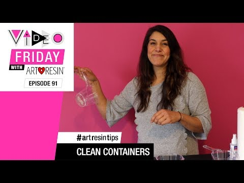 Video Friday 2.0:  Ep. 91 - Clean Containers