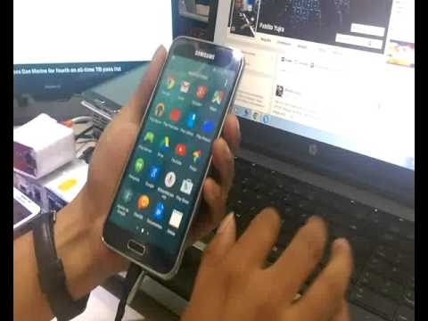 Unlock Samsung Galaxy S5  SM-G900H