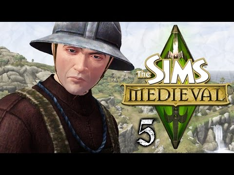 Let's Play The Sims Medieval - Part 5 - Saving Bobaskopop!