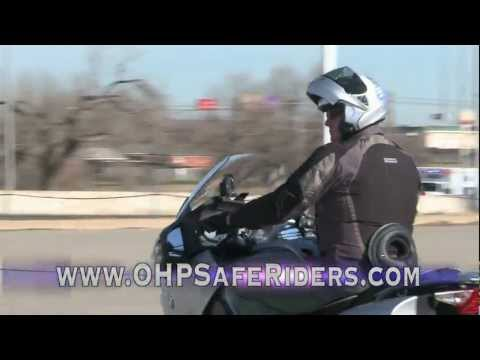Oklahoma Highway Patrol Motorcycle Safety Course